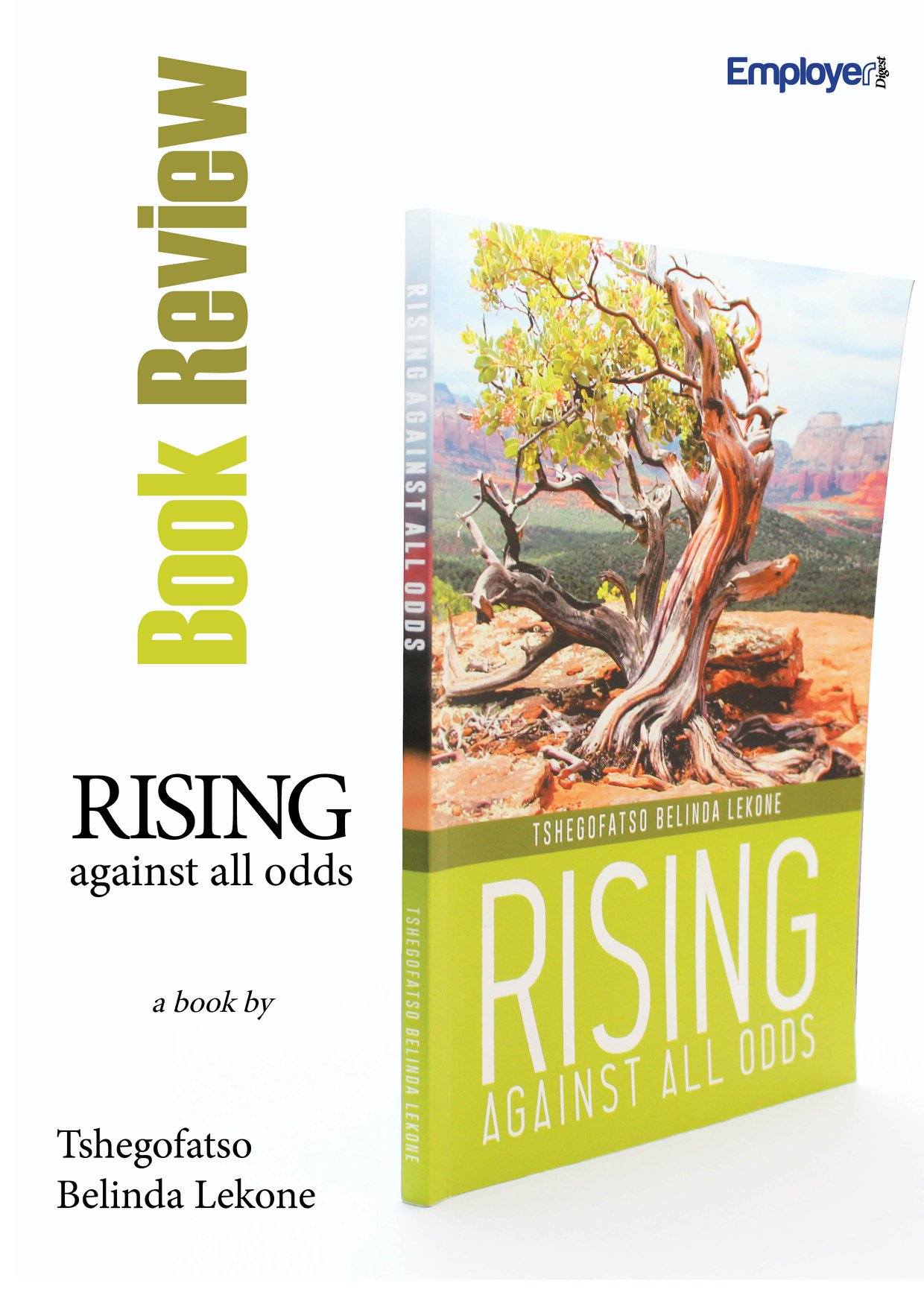 Book Review: Rising against all odds – Employer-Digest-Botswana